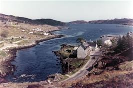 A purchased slide of Lochinver